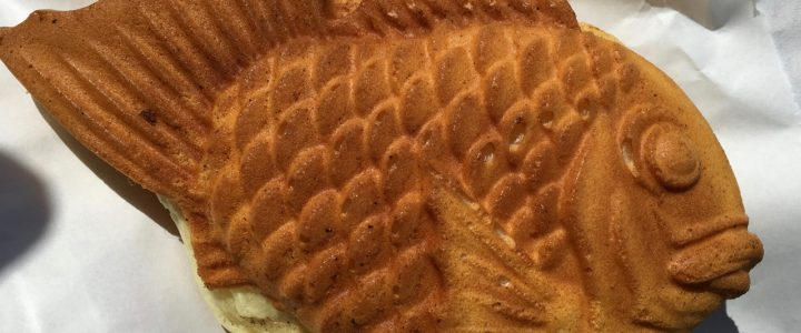 The Fish That Isn't: Taiyaki