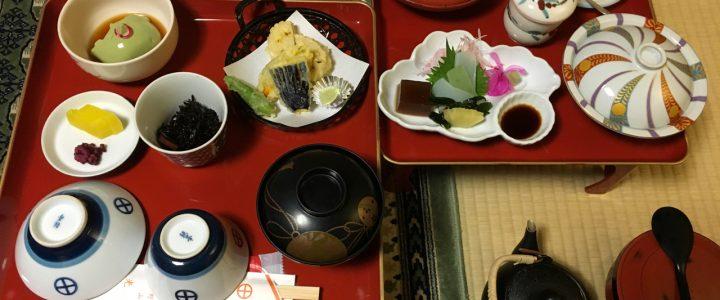 Shojin Ryori – Japanese Temple Cuisine