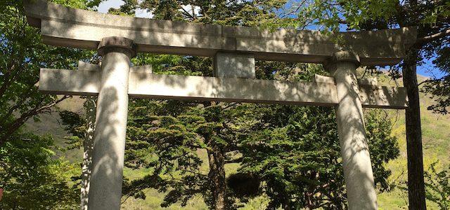 Akagi Jinja – Lake Onuma's Guardian Shrine