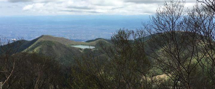 Summit #1: Mt. Akagi (赤城山)