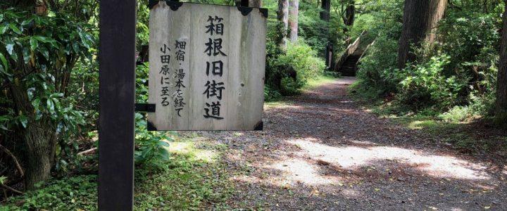 Hiking the Hakone Old Road, Part 1: Lake Ashi to Otamaga-ike